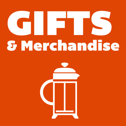 Coffee Gifts and Merchandise